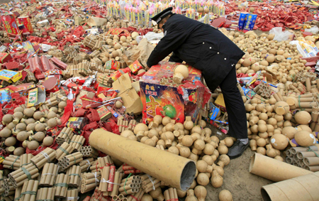 Santa Ana cops began to crack down on illegal fireworks in 2007, according to the O.C. Register. I find that hard to believe but I guess we have to take […]