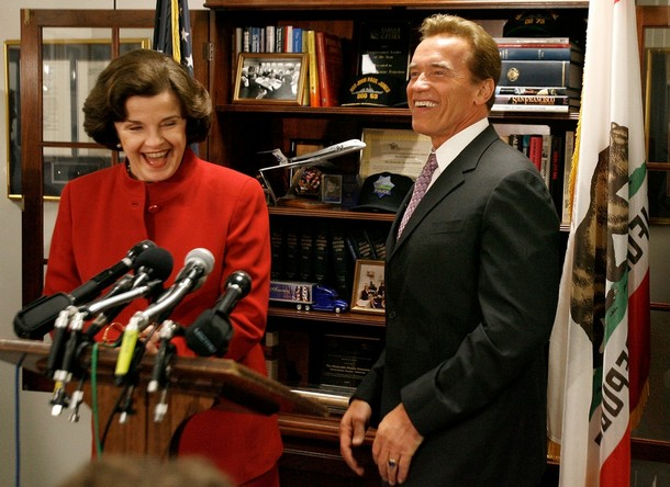 """""""State Attorney General Jerry Brown leads San Francisco Mayor Gavin Newsom, Los Angeles Mayor Antonio Villaraigosa and other Democrats making noises about running for governor in 2010 – but if […]"""