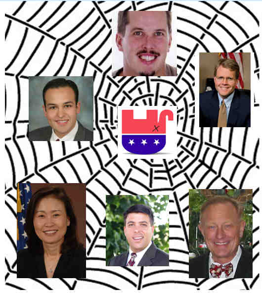 As the investigation into GOP operative Adam Aleman, who blogged for both the Flash Report and Red County San Bernardino, continues to unfold several familiar Republican faces are beginning to […]