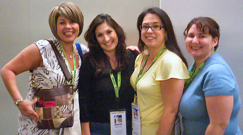 [For Michele: [audio:http://orangejuiceblog.com/music/chola.mp3] SMS] Pajaritos are reporting that Santa Ana Housing & Redevelopment Commissioner Lynette Verino (pictured above, second from left, next to Councilwoman and Mayoral candidate Michele Martinez) is […]