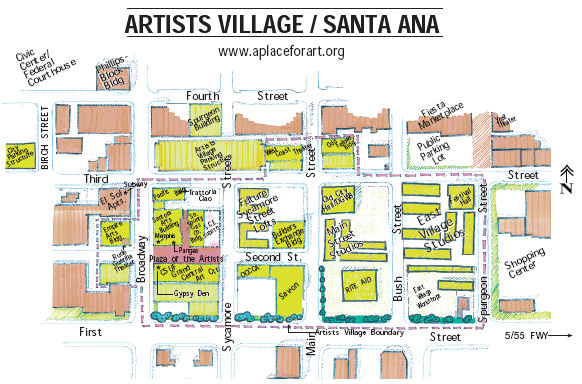 Here is some info I received today from a friend, in case you don't have much to do this evening: The Downtown Santa Ana Artists Village Open House is tonight […]