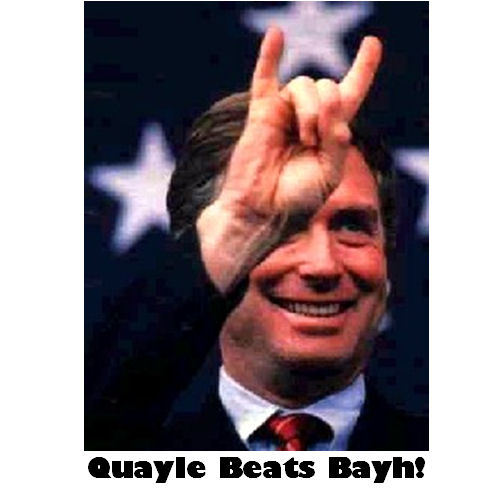 """Who knew? Possible Democratic Vice Presidential nominee Evan Bayh isn't the first Bayh to saunter into politics. Nope. It turns out his daddy, """"Birch Evans Bayh II,"""" preceded Evan as […]"""