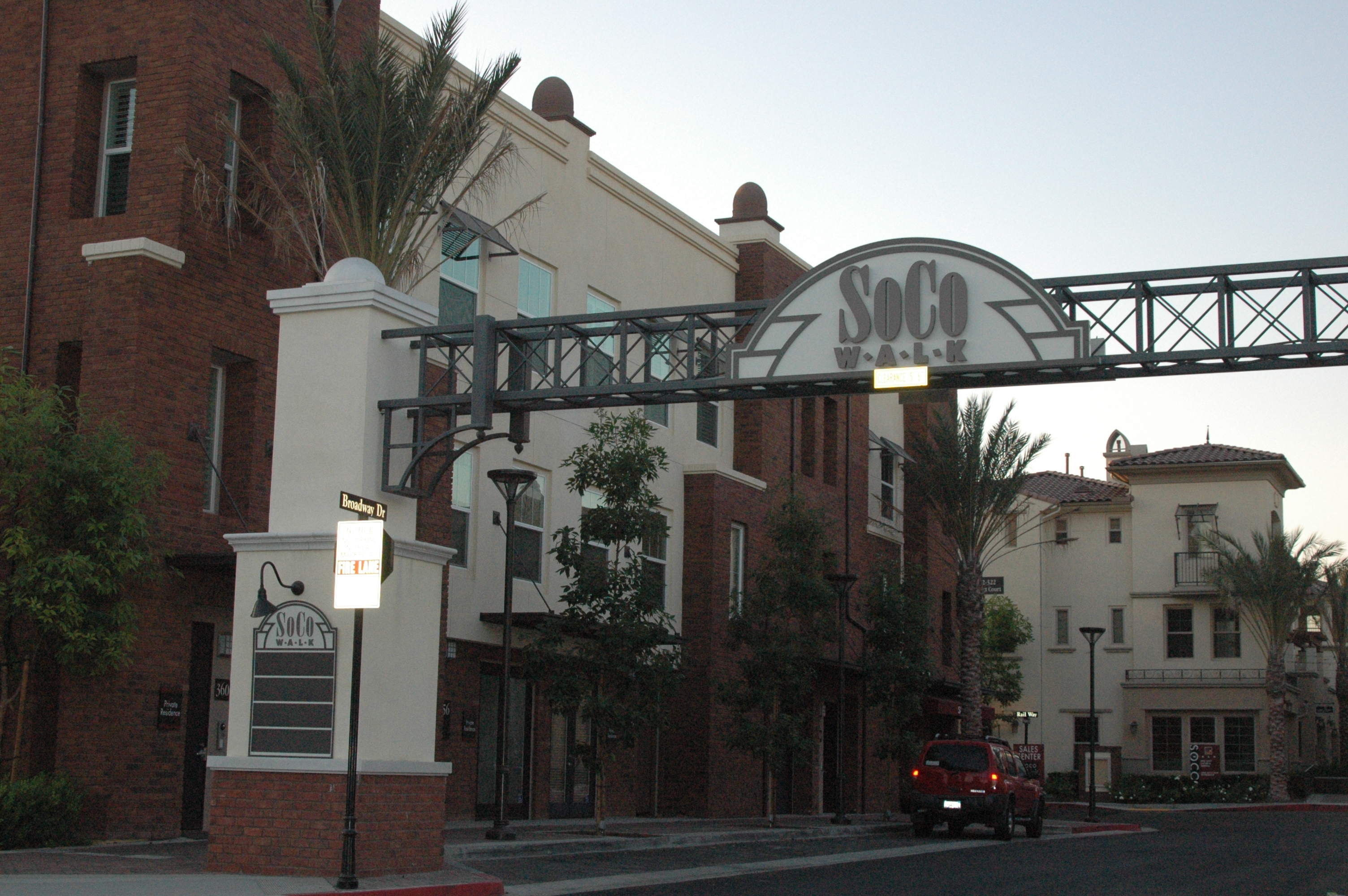 I recently met the developer of the Socowalk project, Tony Bushala, in Fullerton. He had an interesting tale to tell about Socowalk. He said that he started to buy the […]