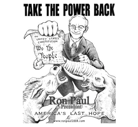 Ron Paul is at it again! This time the Republican Congressman who was a presidential candidate a few months ago is encouraging voters to vote for a third party candidate […]
