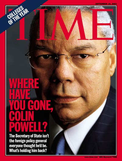 """""""Colin Powell, a Republican who was President Bush's first secretary of state, endorsed Democrat Barack Obama for president Sunday and criticized the tone of Republican John McCain's campaign,"""" according to […]"""