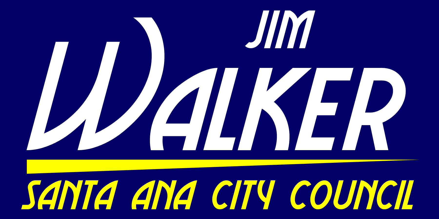 By Jim Walker, Candidate for the Santa Ana City Council, Ward 1 Dear friends, It sounds like (almost) everyone had a good time at the NAACP Forum the other night. […]
