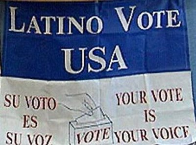 It looks like Latinos are going to vote in great numbers for Barack Obama on Nov. 4.  I have been warning the Republicans that their actions and words were going […]