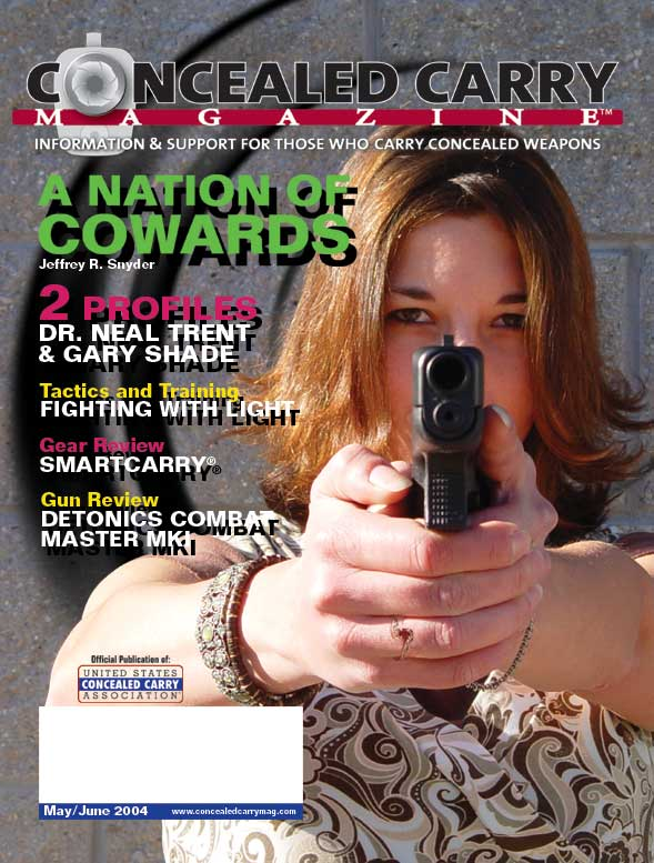 O.C. Sheriff Sandra Hutchens has stepped in a stinky one. She doesn't want to renew the concealed weapon permits that disgraced former Sheriff Mike Carona apparently sold. I can't blame […]