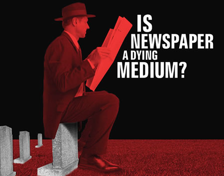 """are newspapers dying The newspaper business is in trouble and for good reason on march 19, according to the philadelphia bulletin, """"a lawyer involved with legal action against association of community organizations for reform now (acorn) told a house judiciary subcommitteethe new york times had killed a story in."""
