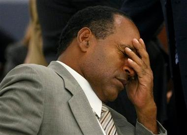 Yesterday, Las Vegas Judge Jackie Glass sentenced OJ Simpson to 33 years in jail….with eligibility for parole after just nine years! The pathetic shadow of his former self….tried his best […]