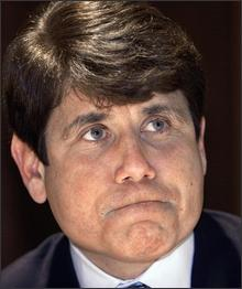 Former IL Governor Rod Blagojevich just found guilty of 17 of 20 charges including his attempt to sell Barak Obama's Senate seat. Full report below: http://www.wlsam.com/Article.asp?id=2223765&spid=