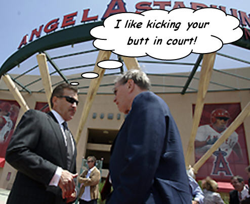 How many times must Arte Moreno, the owner of the Angels baseball club, keep beating stubborn Republican Anaheim Mayor Curt Pringle in court before Pringle will finally leave the Angels […]