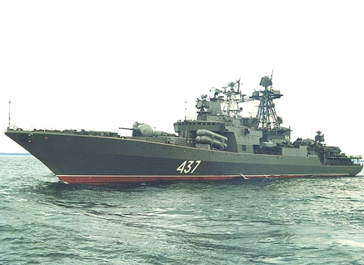 """Russia is starting to test our resolve as it relates to their military exercises. It was just reported that they plan to send a warship through the Panama Canal. """"MOSCOW […]"""