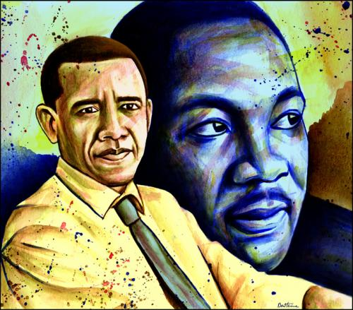 If only President George W. Bush had not ruined Colin Powell's career. Today Powell gave yet another powerful speech, this time in Naples, Florida, to commemorate Martin Luther King day. […]