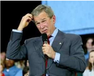 Did outgoing President George W. Bush accomplish anything over the last years? One could argue that he singlehandedly destroyed the world economy; ruined the GOP; and socialized the U.S. government. […]