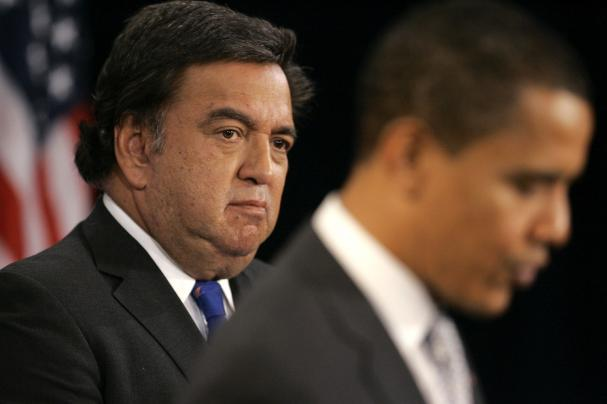 (Picture Courtesy of UPI) NBC News is reporting that New Mexico Governor Bill Richardson will withdraw as nominee for Commerce Secretary. Apparently there is an investigation regarding an alleged pay […]