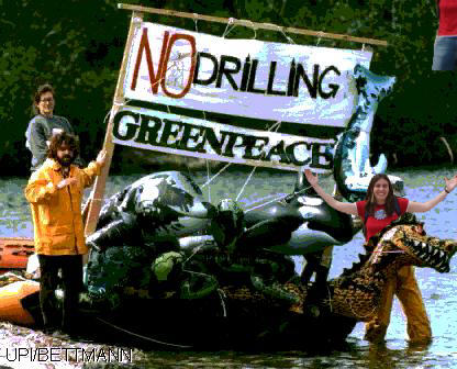 Don't say that I didn't tell you. Last year Congress and president Bush approved steps to become more independent from importing oil by opening up offshore drilling. At that time […]