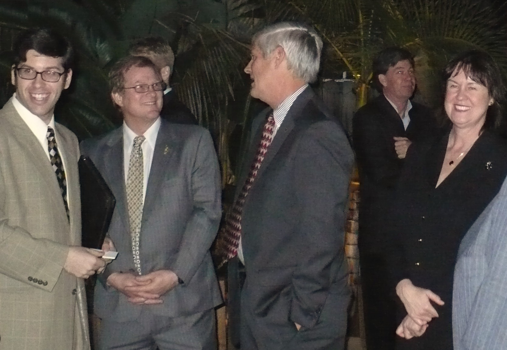 Judge Jim Gray's retirement party was held last night at the home of Tony and Freydel Bushala, in Fullerton. The event drew a large, bipartisan crowd. Orange County Supervisor Chris […]