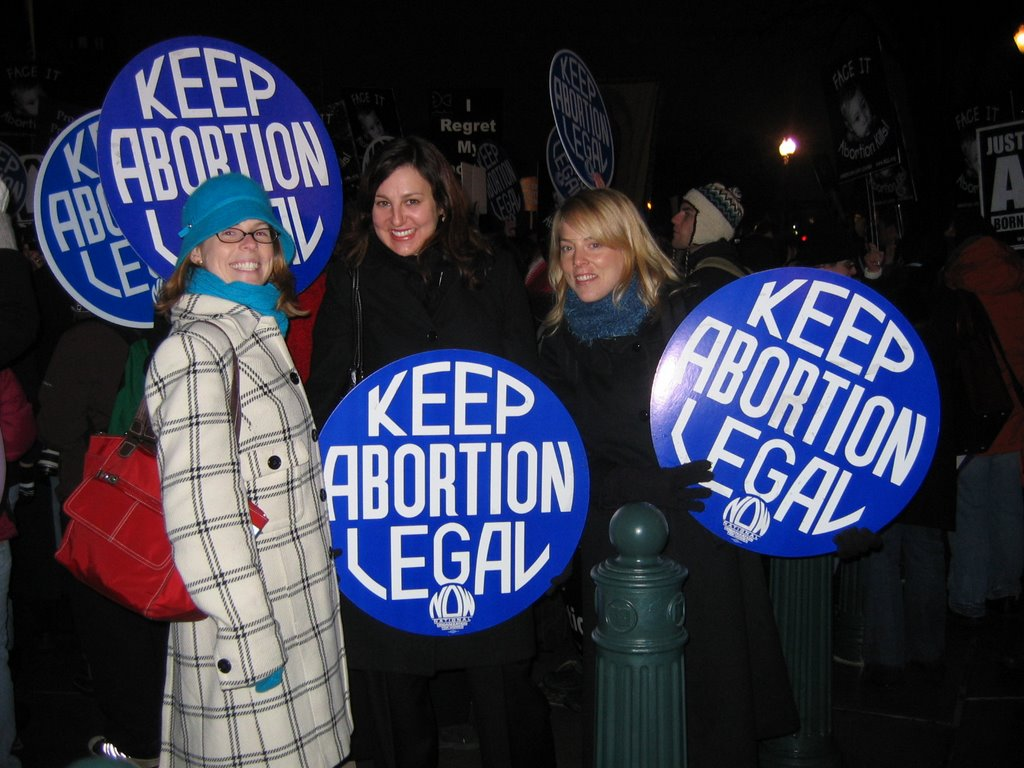 Back in the fall of 1972 I was a senior in high school in Michigan. On the ballot that Nov. 7 was a state initiative to legalize abortion, Proposal B. […]