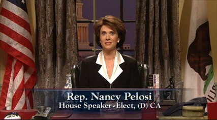 """History.com is reporting, as on the rest of the blogosphere, that Queen Nancy """"we don't need no bipartisan cooperation"""" Pelosi is reversing traditional rules of minority rights, ethics reforms, chairperson […]"""