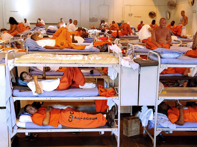 Judges say our prisons are overcrowded, why not revise Three Strikes and decriminalize pot ...