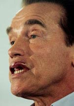 """[poll id=""""109″] An website dedicated to the recall of Governor Arnold Schwarzenegger has launched, at this link. The site also calls for the recall of other Republicans who voted for […]"""