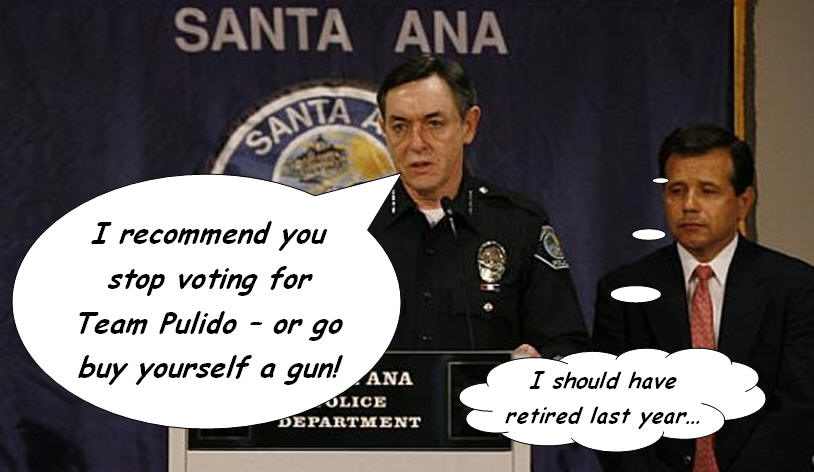 Three people were shot in Santa Ana on Wednesday, in separate incidents, just as the City of Santa Ana announce that the dreaded Renaissance Plan is back. It looks like […]