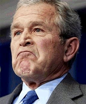 The only thing I miss about Bush is his tangled syntax, which sometimes inadvertently revealed the truth. Speaking about a book he's writing about 12 decisions he made about America, […]