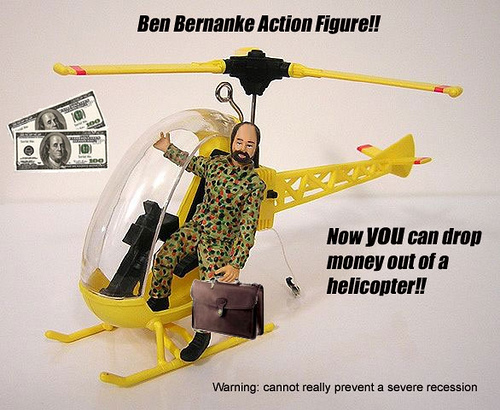 """Fed Chairman Ben Bernanke…..tried the """"relate gate"""" strategy on Sunday when he appeared in a near 40 minute segment on """"60 minutes"""". He carefully stressed his simple Jewish roots…..his dad […]"""
