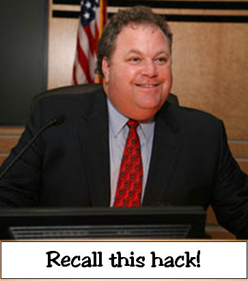 """You would think that a blog called """"OC Progressive"""" would be happy to see a Republican Assemblyman targeted for recall. But for some damn reason the OC Progressive blog is […]"""