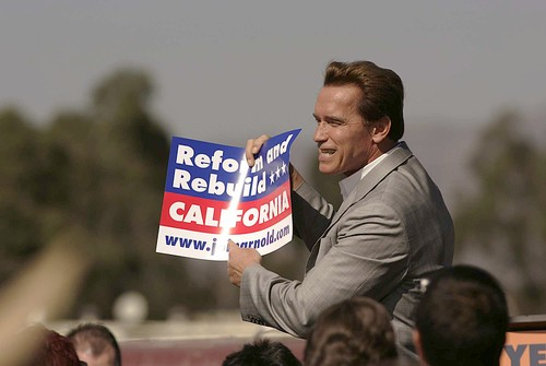 I always opposed Arnold's political career, beginning with his pet initiative in 2002, Prop. 49, that goosed spending $500 million. He claimed that, for every $1 spent on the new […]