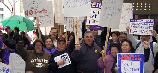 There is good news today for those of us fighting against Prop. !A. Here is the latest from the Sacramento Bee: The state council of the Service Employees International Union […]