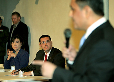 "Did Judy Chu and Emanuel Pleitez (pictured above on the left) conspire to bring down Gil Cedillo (pictured above on the right)? [poll id=""159″] The contest between Judy Chu and […]"