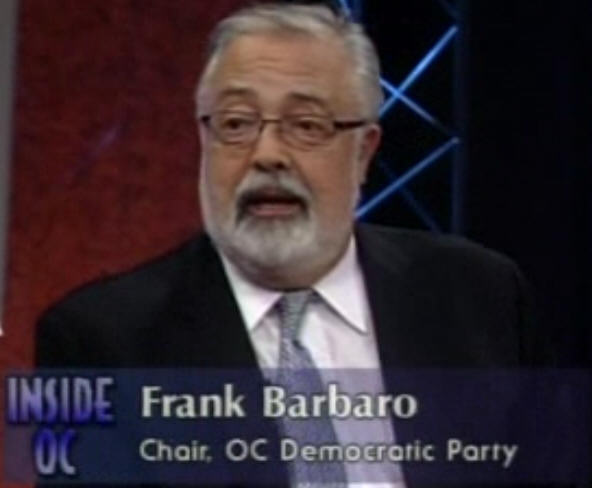 """[poll id=""""154″] No wonder the DPOC sucks. According to Gustavo Arellano, over at the OC Weekly's Navel Gazing blog, the Chair of the DPOC, Frank Barbaro, had this to say […]"""