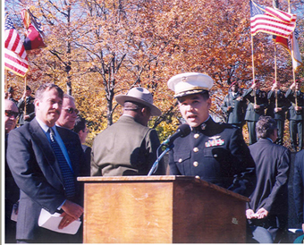 """Quang X. Pham expresses his thanks on Veterans Day at the Vietnam Wall [poll id=""""156″] Apparently I am not the only one who thinks Assemblyman Van Tran is a corrupt […]"""