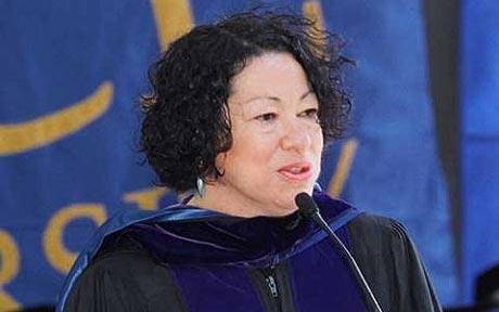 """[poll id=""""173″] """"President Barack Obama tapped federal appeals judge Sonia Sotomayor for the Supreme Court on Tuesday, officials said, making her the first Hispanic in history picked to wear the […]"""