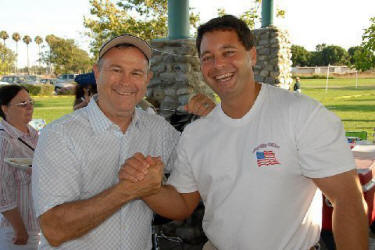 Birds of a feather?  Nutty Congressman Dana Rohrabacher and GOP State Assembly candidate Allan Mansoor The race to replace termed out State Assemblyman Van Tran, in the 69th Assembly District,...