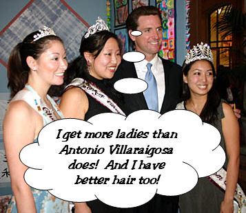 """[poll id=""""184″] The only thing we know for sure about L.A. Mayor Antonio Villaraigosa is that he knows how to score with female reporters. I suppose if he was running […]"""
