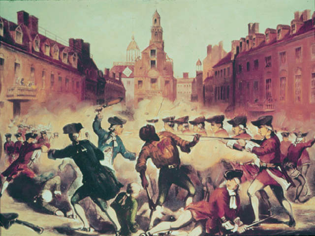 """Will Sacramento Democrats trigger another """"Boston Massacre?"""" 4th of July! Isn't it great that we can all enjoy a day off with street fair's with root beer floats and evening […]"""