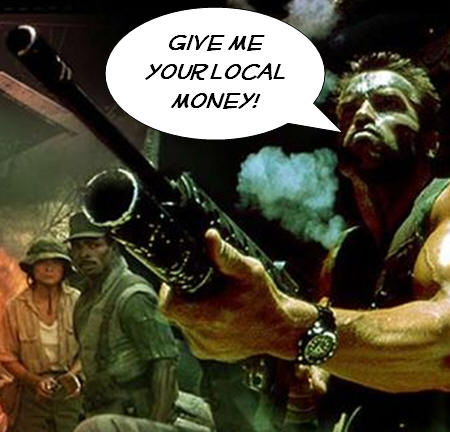 """Governor Arnold Schwarzenegger has made a mess in Sacramento. Now he wants to ruin our local governments too. """"Our governor is currently contemplating declaring an """"emergency"""" authorizing the state to […]"""
