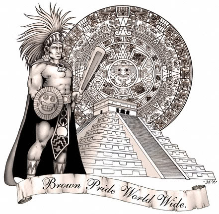 Aztecs? Humm. Anybody who has read a little of Mesoamerican history knows how an Aztec looks like. Does a semi-naked guy, wearing a colorful feathered costume ring a bell? If […]