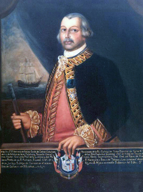 Bernardo de Gálvez (1746-1786) was a Spanish aristocrat who was Governor of Louisiana from 1777-81. He led the successful Spanish attack on Pensacola, then capital of British West Florida, in […]