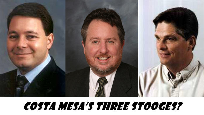To say the least, politics in Costa Mesa is pathetic, if not laughable. Some people might think that I'm way off mark when I say that the Three Stooges might […]