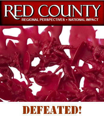 Ben Franklin once said that you should never get into an argument with a man who buys ink by the barrel.  Nonetheless, Red County publisher Chip Hanlon did exactly that […]