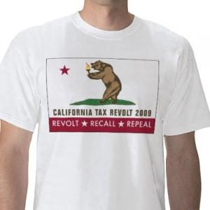 CA Tax Revolt