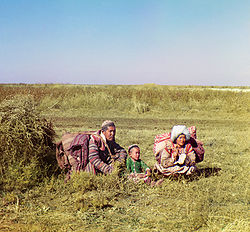 Kharakh-family