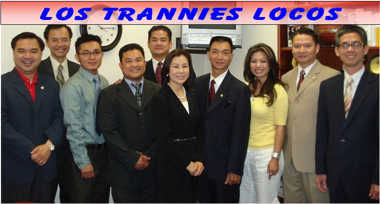 "How many of these Trannies were drinking with Andy Quach on Saturday night? ""Assemblyman Van Tran was so disruptive at the scene of the police investigation into Councilman Andy Quach's […]"