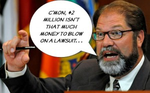 Moorlach blows $2 million