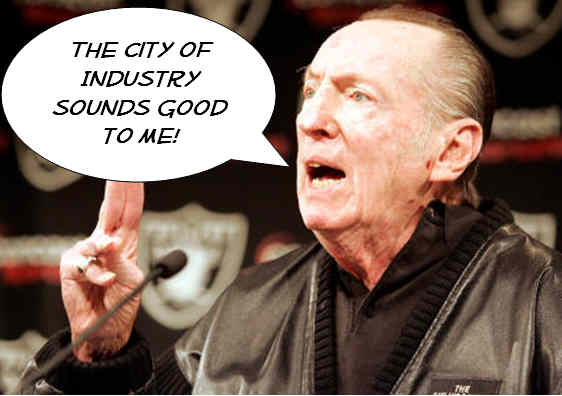 Is Al Davis headed back to Los Angeles? Two NFL games were blacked out today because the home teams could not sell out their stadiums. If you have the misfortune […]