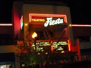 Teatro Fiesta in Santa Ana